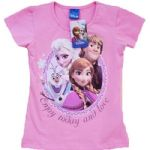 Disney Frozen Enjoy Today and Love T-Shirt